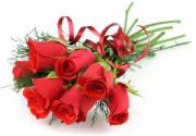 букет из роз для первого свидания