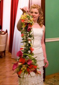 креатив на свадьбу